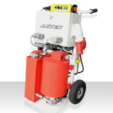 AST-H100 / AST-H150 Hidrolik Ünite